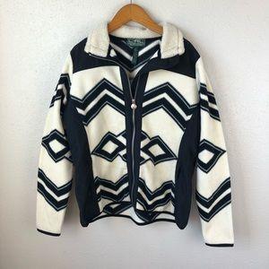 Lauren Ralph Lauren Active Full Zip Fleece Jacket